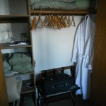 Seaglass Room Closet