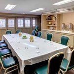 Patio Board Room | Meetings and Events