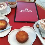 Superb Coffee and Pastries