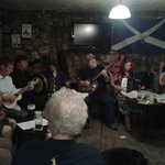 Local Musicians Night at the neighbouring Stag Inn