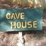Cave House Sign