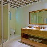 Cuarto de baño suite junior