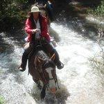 Good times by horseback!