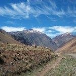 Cruce por la Cordillera hacia Chile