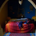 Driepersoonskamer Kasbah Mohayut