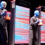 Blue Man Group Foto