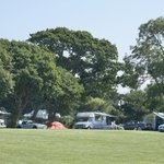 Motorhomes and campervans welcome