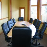 Boardroom for rent at the Adventure Centre