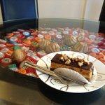 Edible art table