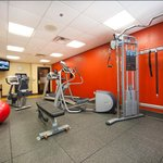 Hampton Inn Columbus GA Hotel Fitness Center