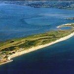 Dawlish Warren Beach is just 10 minutes walk