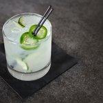 Corzo Cucumber Jalapeno Margarita