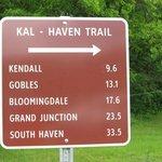 Trail Mileages