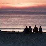 Sunset nr Pt Cabrillo