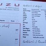 Photo of Yuzu Le Restaurant