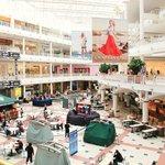4-story Fashion Centre Mall