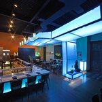 Sushi bar and Dining Room