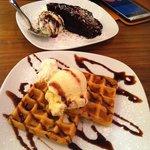 Yummy dessert :)