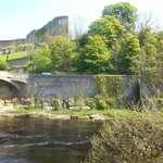 Barnard Castle ..by the river