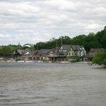 Schuylkill River view