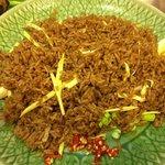 bagoong rice - yummy!