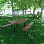 Picnic Tables Provided