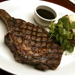 It's all about steak at Kingsleys