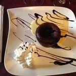 Chocolat fondant .... so nice