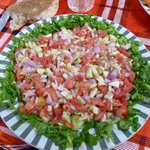 moroccain salade