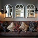The Sofa Area