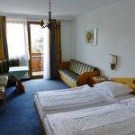 Comfort Double Room (Second Floor)