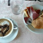 Breakfast coffee yes please