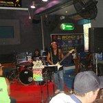 the amazing band