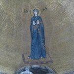 Vierge Orante de l'abside