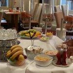 Breakfast service...