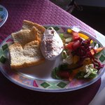 Smoked mackerel & pepper pate