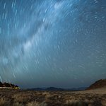 Great Dark Sky for Star Trails Photos