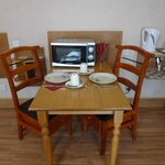 Rooms with small kitchen facilities available