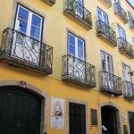 Main Entrance - Hostel & Bar
