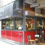 Exterior Bar Antonio
