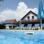 Familienfreundliche Ferienhäuser mit Pool