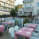 Hotel Belvedere Mare Foto