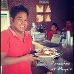 Maya's staff