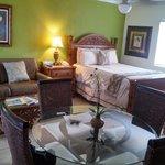 Sweet suite !