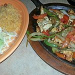 Real Good Chicken Fajita