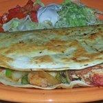A Seafood Taco