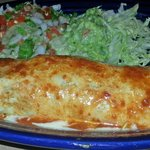 A Nice Plump Burrito