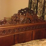 1857 French Headboard.
