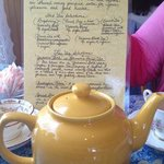 Amazing selection of teas