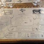 Cool menus!
